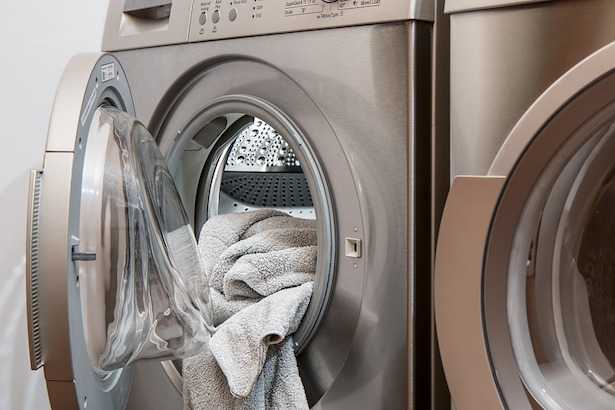cattivo odore asciugatrice