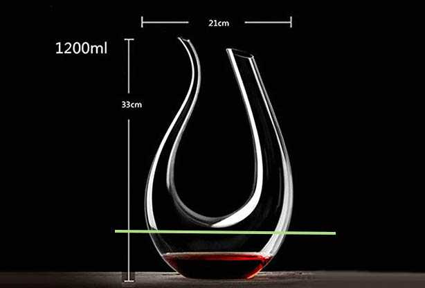 decanter a cosa serve
