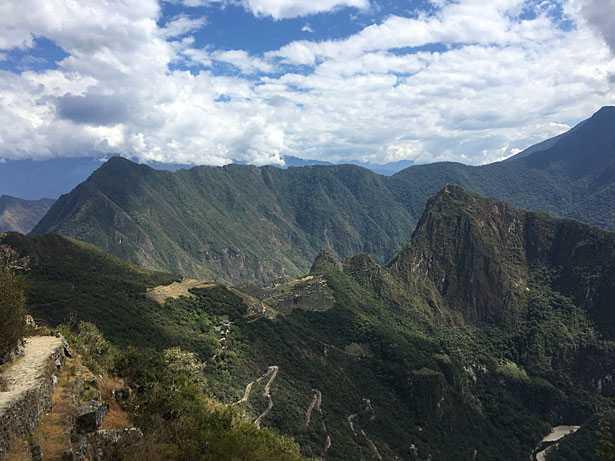 Inca Trail - Porta del Sole - Sun Gate