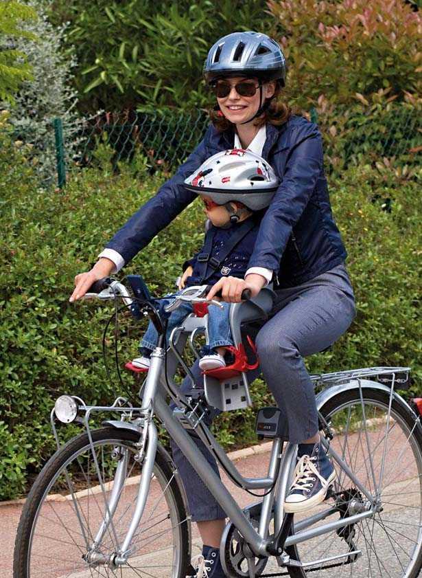 Seggiolino Bici Bimbo Migliori Modelli Normativa E Consigli Idee