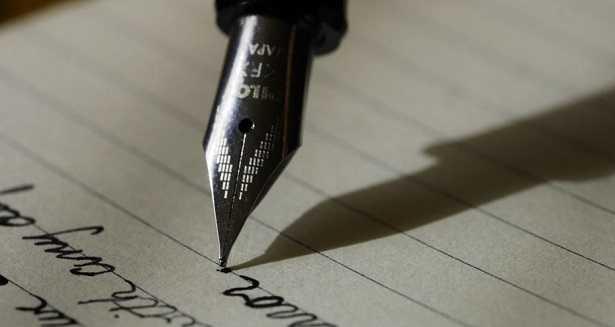 Scrivere a mano libera