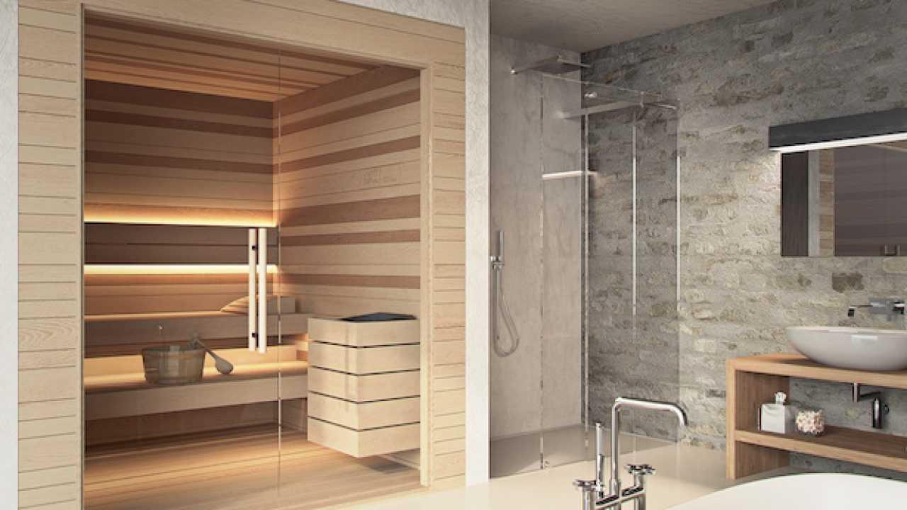 Sauna In Casa Consumi spa in casa, costi e info - idee green