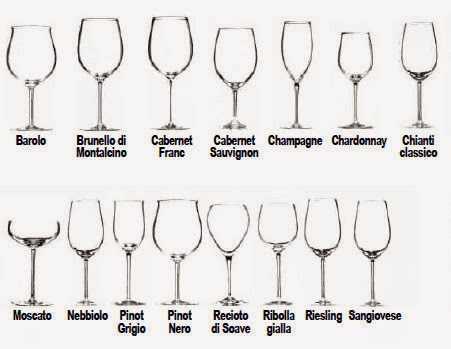 bicchieri da vino