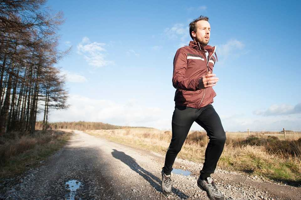 come fare jogging