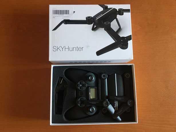 drone economico SKYHunter