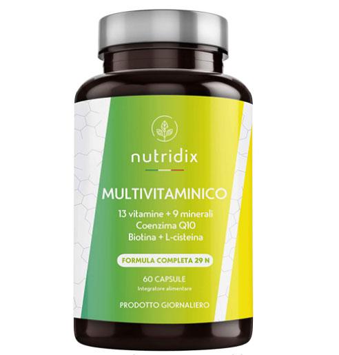 multivitaminico Nutridix