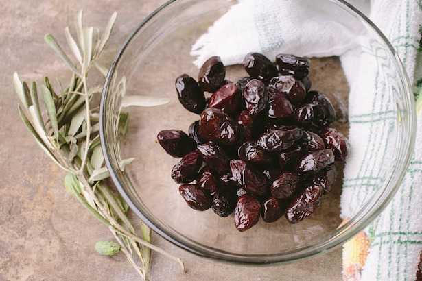 Olive al forno