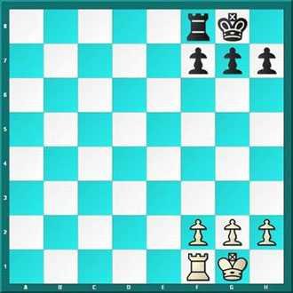 arrocco corto negli scacchi