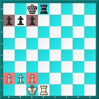 arrocco lungo negli scacchi