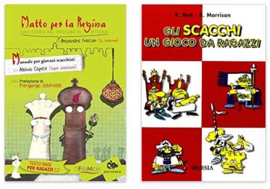 libri scacchi per bambini e ragazzi
