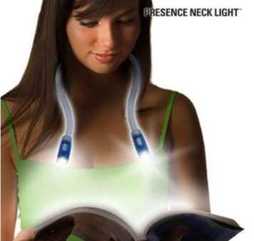 luce per leggere ideale