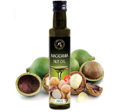 olio macadamia alimentare