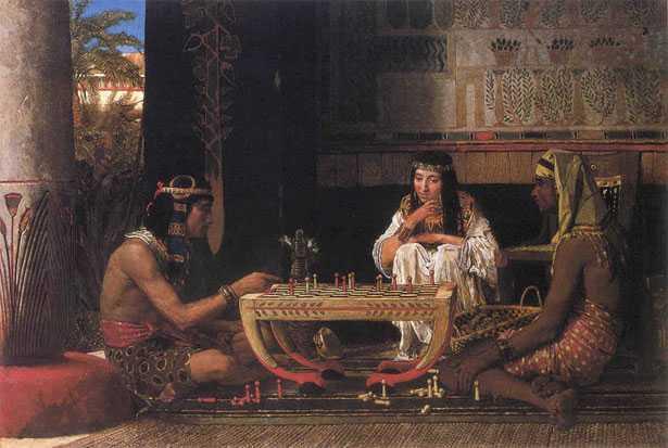 origini degli scacchi