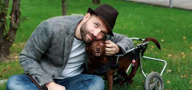 Angelo Varia coach della relazione col cane
