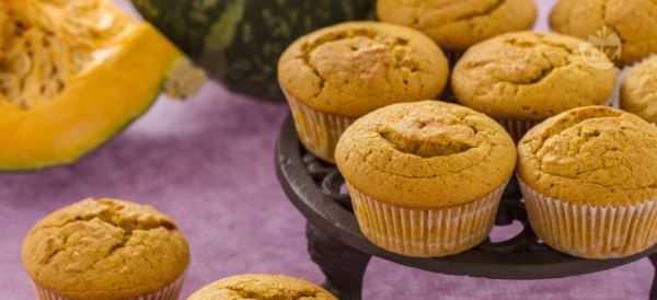 ricetta muffin zucca