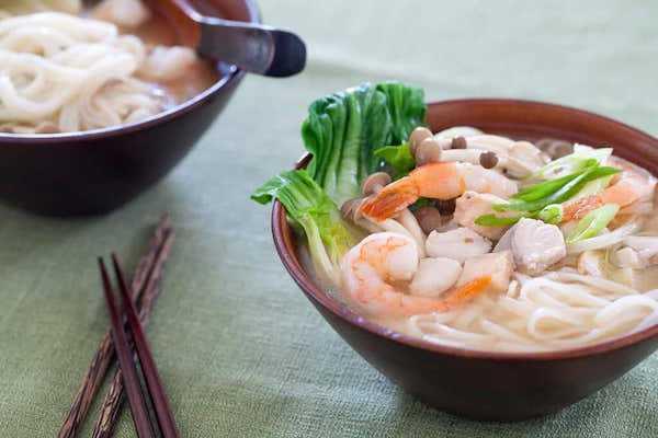 zuppa di soba zuppa di ramen ricetta