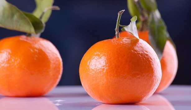Clementine sciroppate