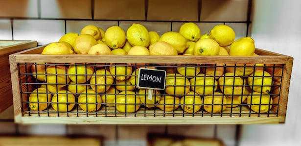 Variet di limoni ecco le migliori idee green for Coltivare limoni