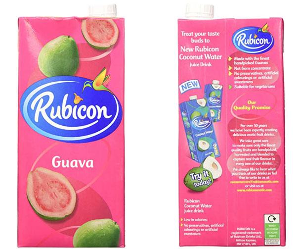 succo di guava