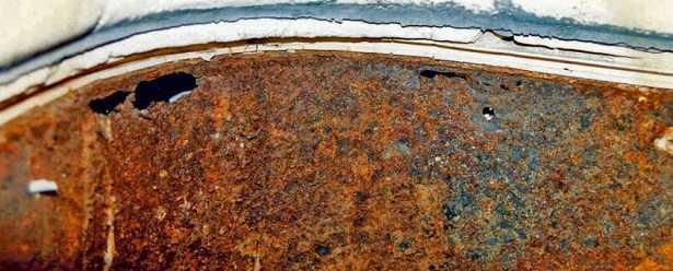 Corrosione galvanica