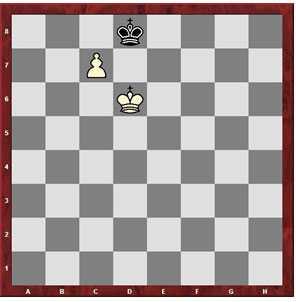 stallo scacchi esempio 2