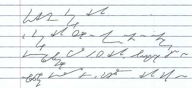 Stenografia