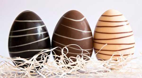 Come utilizzare le uova di Pasqua avanzate