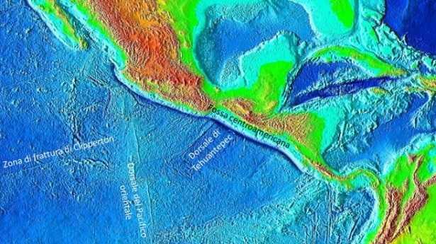 Fossa oceanica, la più profonda del mondo