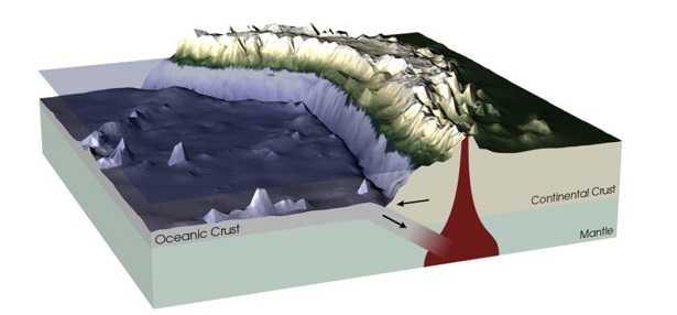 Fossa oceanica atlantica