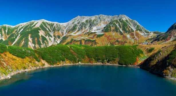 Lago vulcanico