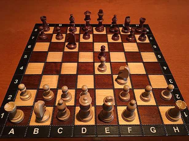 aperture a scacchi