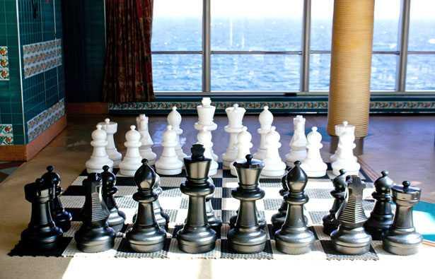 posizione iniziale scacchi