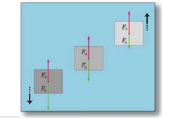 Pressione idrostatica e spinta idrostatica