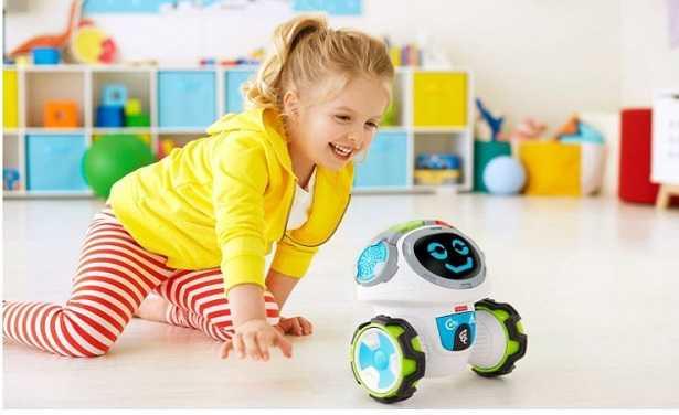 Robot per bambini giocattolo
