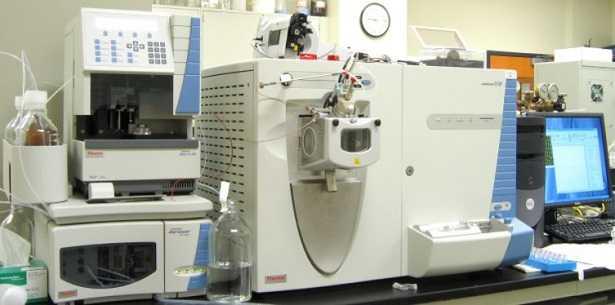 Spettrometria: picchi