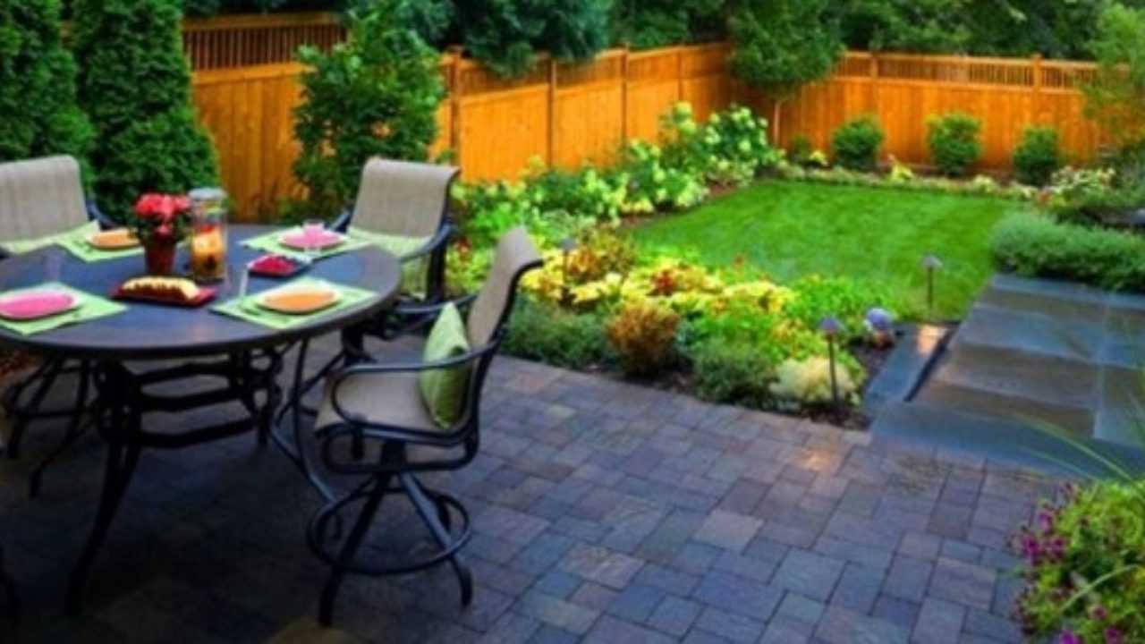 Piccoli Alberi Da Giardino piccoli giardini da copiare - idee green