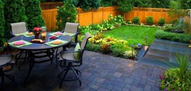 Piccoli giardini da copiare idee green - Giardini di villette ...