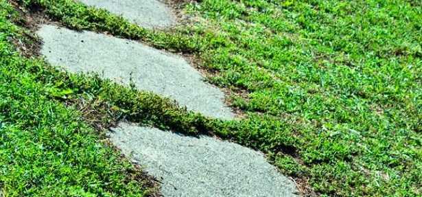 Vialetto da giardino economico idee green for Piccoli giardini fai da te