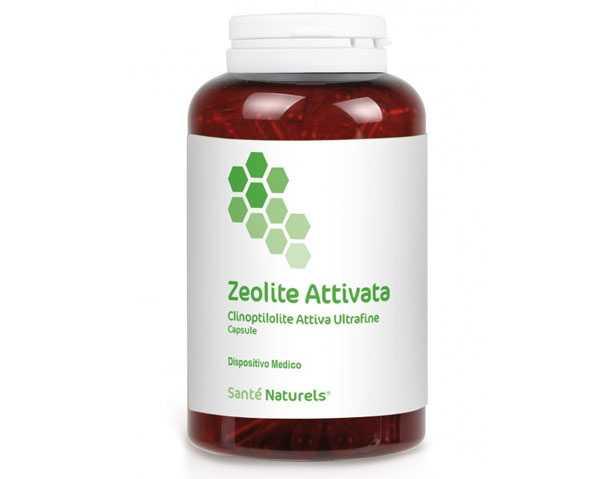 zeolite attivata benefici