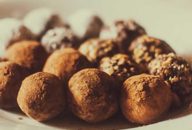 Tartufi al cioccolato ricetta