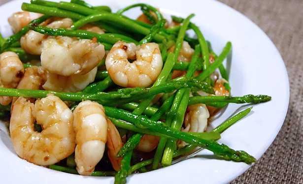 asparagi sottolio ricetta