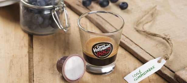 Capsule caffé compostabili