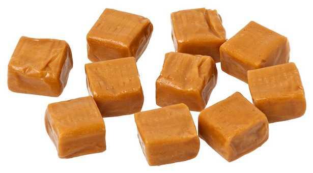 caramelle mou ricetta originale
