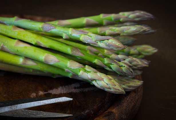come fare gli asparagi sottolio