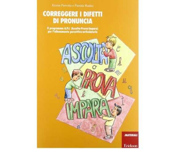 Difetti di pronuncia: libro