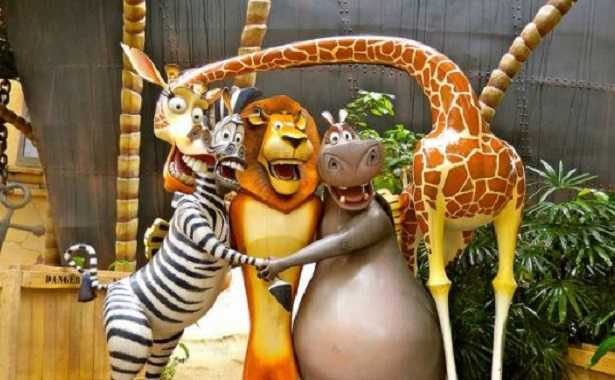 Giraffa di Madagascar
