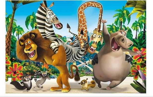 Giraffa di Madagascar: voce