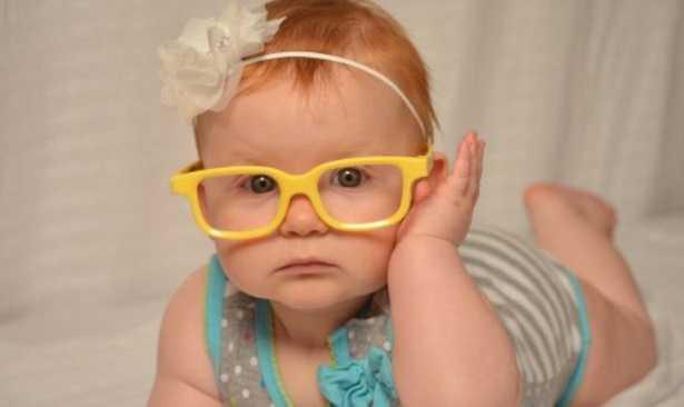 Ipermetropia: occhiali