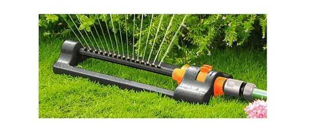Irrigazione del prato: automatica