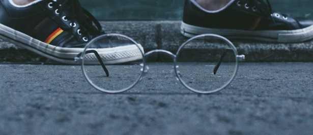 Presbiopia: occhiali